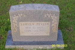 Luella <i>Stripling</i> Plyler
