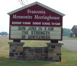 Franconia Mennonite Church