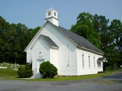 Talking Rock Baptist Church Cemetery
