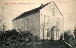 Elmsford Reformed Church Cemetery