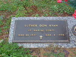 Luther Don Ryan