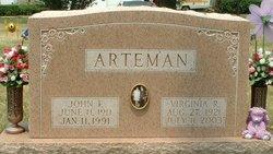 Virginia R. <i>Leach</i> Arteman