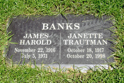 Janette Trautman Banks
