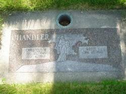 Christeen Carolyn <i>King</i> Chandler
