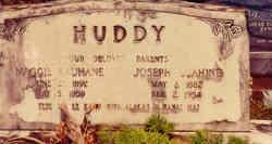 Joseph Luahine Huddy