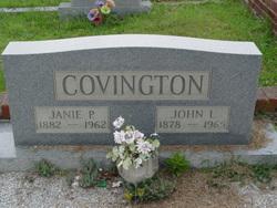 Janie Paralea Covington