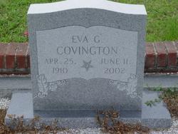 Eva Gertrude Covington