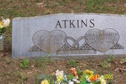 James Arthur Atkins