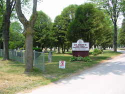 Saint Marys Port Credit Catholic Cemetery