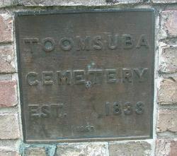 Toomsuba Cemetery