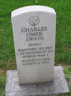 Charles Omer Swain