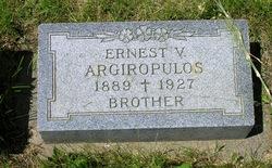 Ernest V Argiropulos