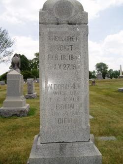 Mary Dorothea <i>Kukuck</i> Voigt