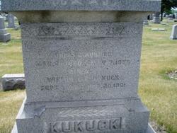 Anna C. <i>Umbach</i> Kukuck