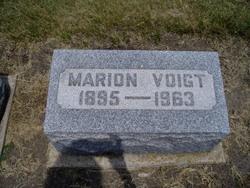 Marian Charlotte <i>Fischer</i> Voigt