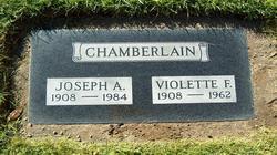 Violette L. <i>McBride</i> Chamberlain