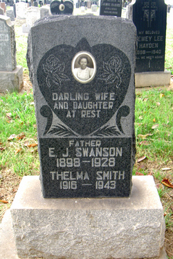 Thelma <i>Swanson</i> Smith