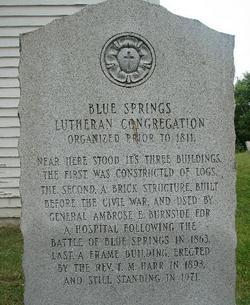 Blue Springs Cemetery