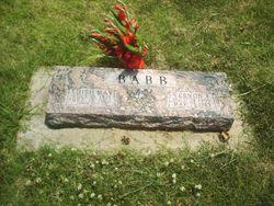 Edith May <i>Henderson</i> Babb