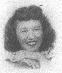 Mabel Virginia <i>Shelton</i> Snellings-Clarke