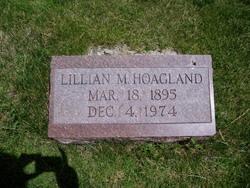 Lillian M. <i>Shank</i> Hoagland