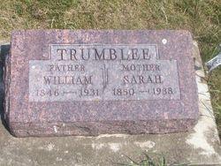 Sarah Loretta <i>Carman</i> Trumblee