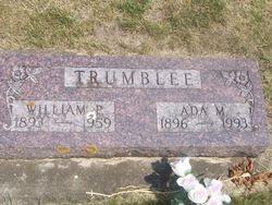 Ada M. <i>Urich</i> Trumblee