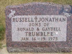 Jonathan Lloyd Trumblee