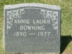 Anne Laurie <i>Westerfield</i> Downing
