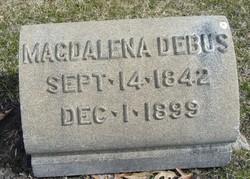 Magdalena Debus
