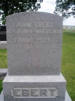 Carolyn Carrie <i>Gype</i> Ebert