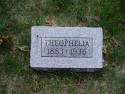 Theophelia <i>Warnke</i> Ebert