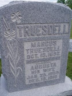 Augusta [Schenk] <i>Shank</i> Truesdell