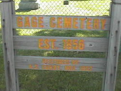 Gage Cemetery