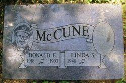 Donald E. McCune