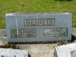 Nettie <i>Koontz</i> Beireis