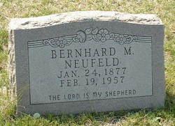 Bernhard M. Ben Neufeld
