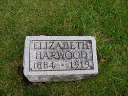 Elizabeth Lizzie <i>Ortlepp</i> Harwood
