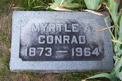Myrtle Alma <i>Cartmill</i> Conrad