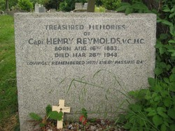 Capt Henry Reynolds