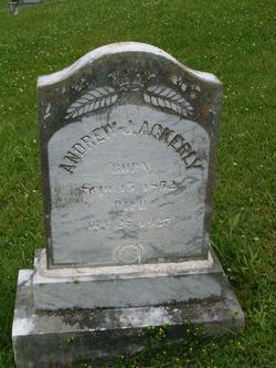 Andrew Jackson Ackerly