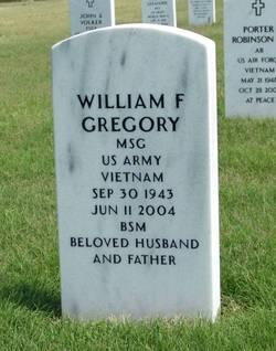 William F. Gregory