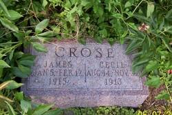 Cecil Crose