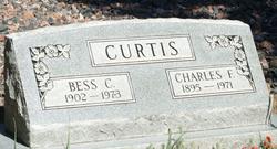 Charles F Curtis