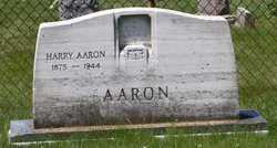 Harry Aaron