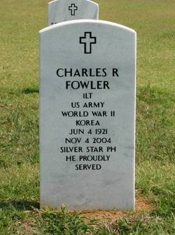 Charles Richard Dick Fowler