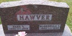 Blondella L. Hawver