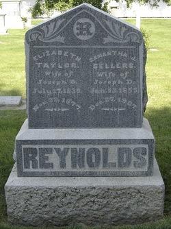 Samantha Jane <i>Sellers</i> Reynolds