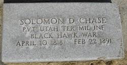 Solomon Drake Chase