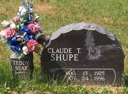 Claude T. Shupe